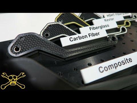 3D Printed Carbon Fiber