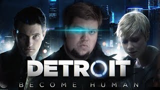 DETROIT: BECOME HUMAN - САМОЕ ЖЕСТКОЕ ПРОХОЖДЕНИЕ #1