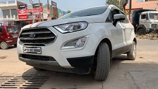 Modifying My Ford Ecosport | Karol Bagh ,Delhi | Upgrade Audio System and New Seat Covers