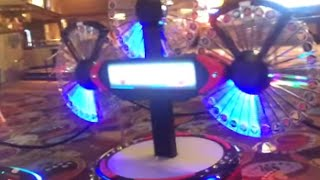 crafs LIVE PLAY on Big 6 Slot Machine/Table Game COOL SHIT!(Denomination - Total Bet - $ Like the video? Thumbs it up! Love the video? Leave a comment! Can't get enough of it? Then subscribe!!! Hate it? Tell your enemy!, 2016-07-17T06:00:01.000Z)