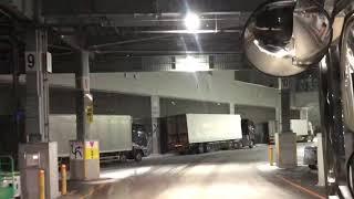 札幌中央卸売市場 【デコトラ】仕事車 冷凍車