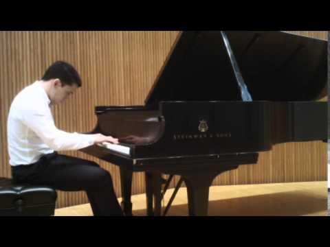 Nicholas King -  Franz Liszt Piano Sonata in B minor