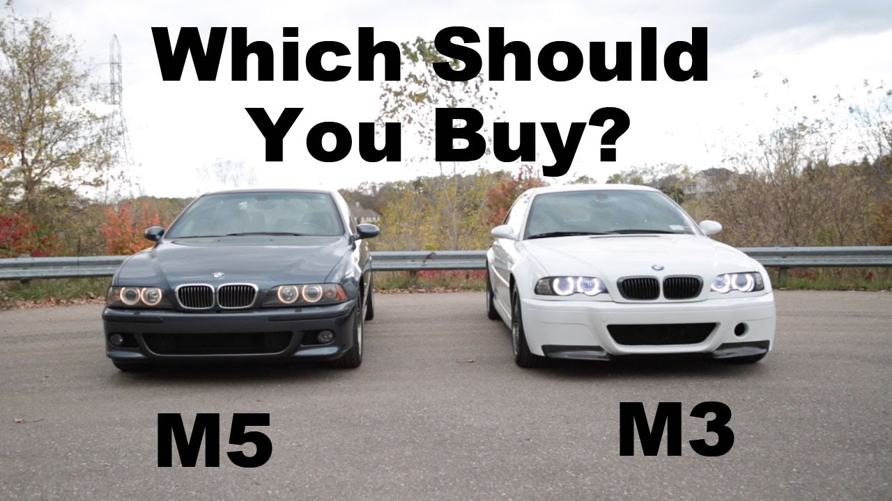 buying advice e46 m3 or e39 bmw m5 youtube. Black Bedroom Furniture Sets. Home Design Ideas