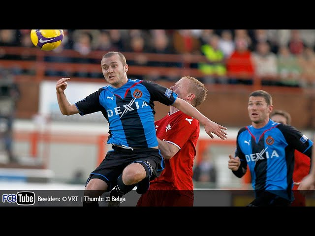 2009-2010 - Jupiler Pro League - PlayOff 1 - 07. KV Kortrijk - Club Brugge 2-0
