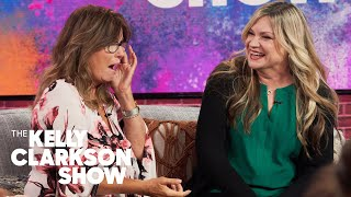 Kelly Surprises A Woman With Her Long Lost Biological Sister