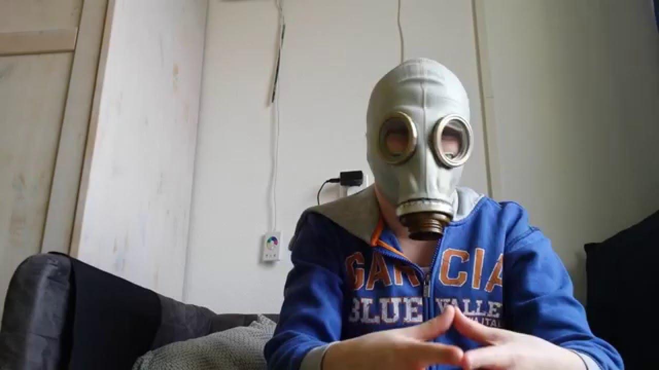 gasmasker filter