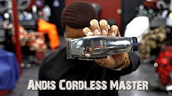 ANDIS CORDLESS MASTER REVIEW