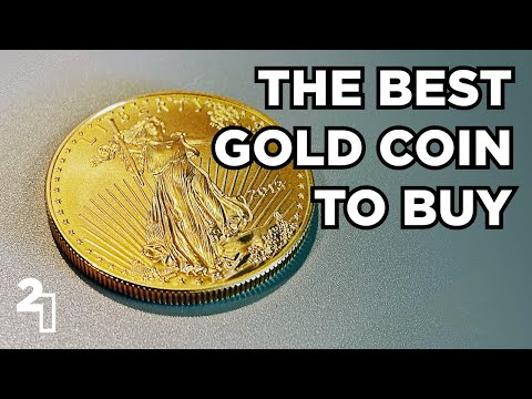 The Best Gold Coin To Buy