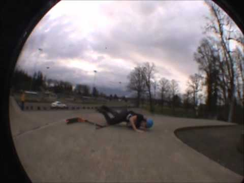 Back Flips with Will Wolfe and Buds