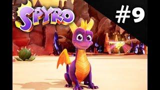 Spyro Reignited Trilogy  #9 Ale nie ogarnąłem :D