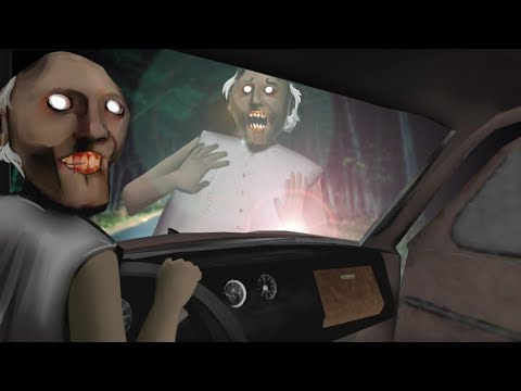PLAYING GRANNY WITH ERTYEZ! [PLUS CAR ESCAPE ENDING] Granny Horror Game