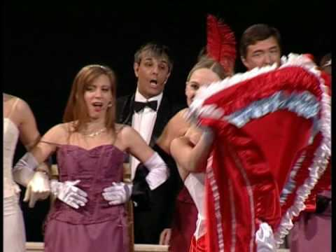 La Vedova Allegra dall'operetta Donne Donne Eterni Dei - Orchestra di Fiati di Soncino