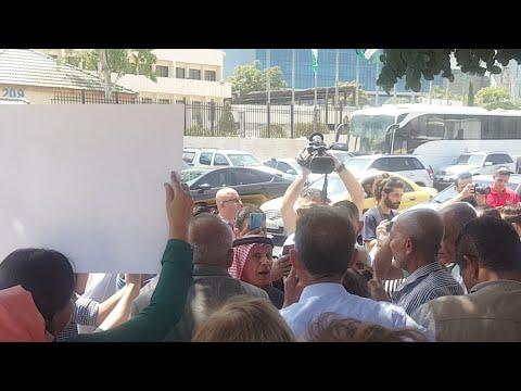 وقفة احتجاجية للافراج عن معتقلي الراي  - 12:54-2019 / 8 / 27