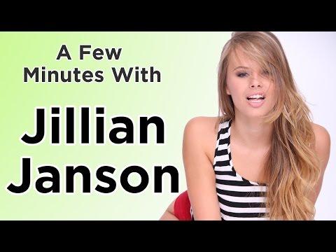 A Few Minutes with Jillian Janson