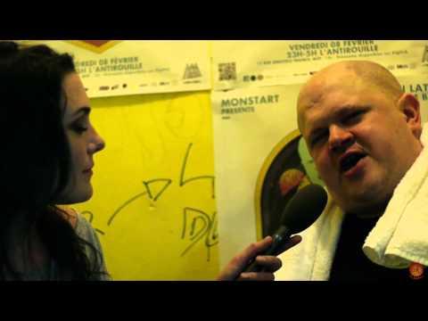 Interview de TEKI LATEX et de THE BOO par La Montpelliéraine