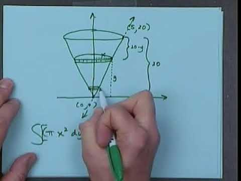NCSU MA241Lct16   Applications to Physics and Engineering: Pressure and Pumping Problems I