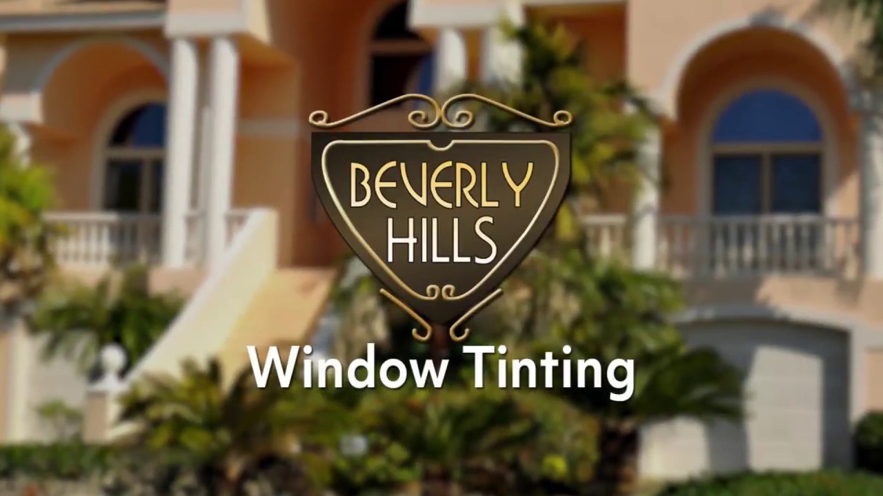 Window Tinting For Solar Control Security In Southwest Florida Beverly Hills