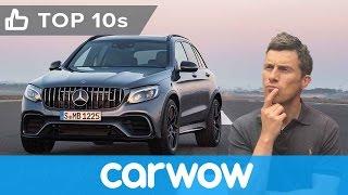 New Mercedes-AMG GLC 63 - better than a Porsche Macan Turbo? | Top 10s