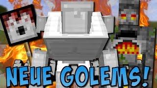 NEUE GOLEMS!! (EPISCHE GOLEMS und TURRETS) [Deutsch]
