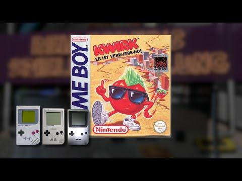 Gameplay : Kwirk [Gameboy]