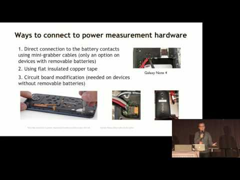 Rick Schwartz - How to Minimize Power Consumption and Maximize Performance