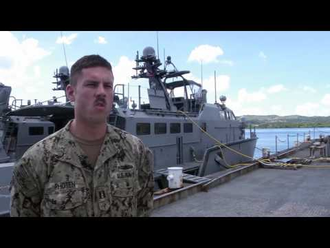 All Hands Update: Navy Adds Mark VI Boats to Guam's Available Assets