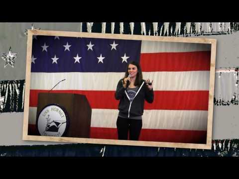 USS Hornet Elizabeth Saint Lecture With Your Host Scott Litaea Pt  2