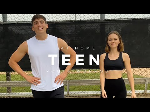 Fitness for Teens and Tweens