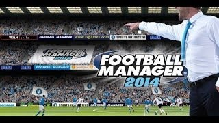 How To Download And Install Football Manager 2014 PC (ALL FREE )+ Crack Name Fix