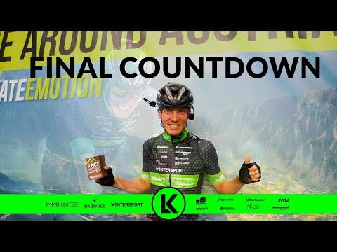 4 Tage, 6 Stunden, 13 Minuten | Race Around Austria 2020 Day 5 | Lukas Kaufmann