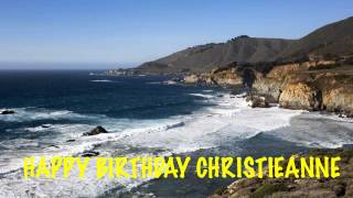 Christieanne   Beaches Playas - Happy Birthday