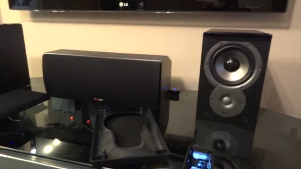 Polk Audio TSi100 Unboxing And Quick Test