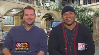 Coffee With: LL Cool J & Chris O'Donnell