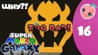 Peachyopie- Super Mario Galaxy (part 16)