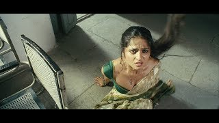 Anushka Shetty Hot Scenes Compilation || Sexy Saree Hot Smooch HD