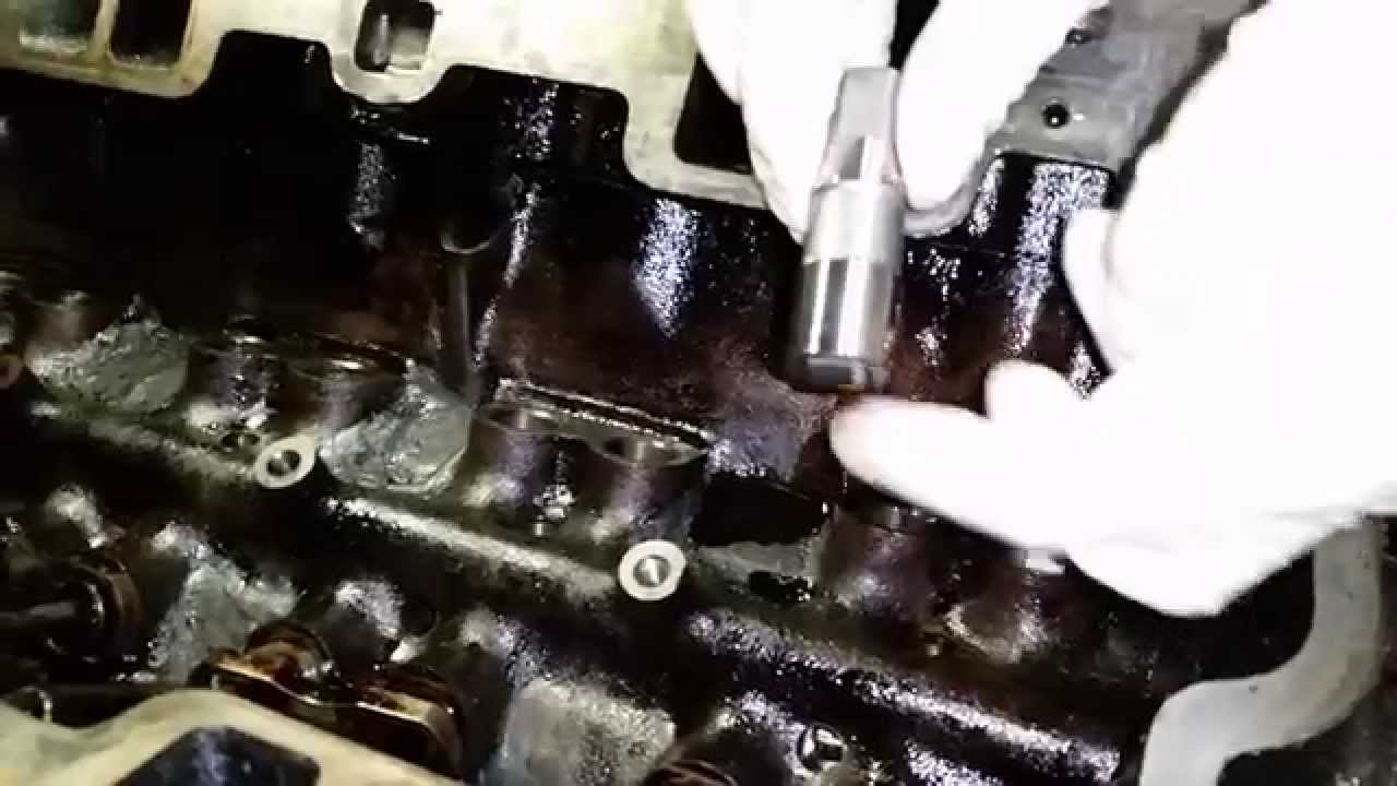 How To Replace Hydraulic Lifters On A Chevy 350 V8 Youtube 4 3 Vortec Engine 1996
