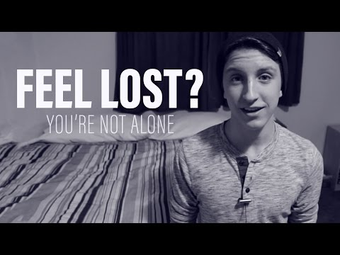 Young People: Do You Feel Lost?