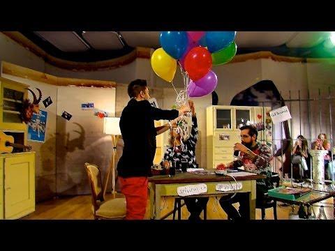 Virus TV: Helium-Flash mit Luca Hänni