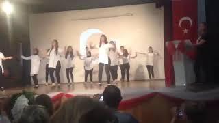 Zübeydehanım Meslek Lisesi 19 Mayıs Erikdalı Gösterisi Video