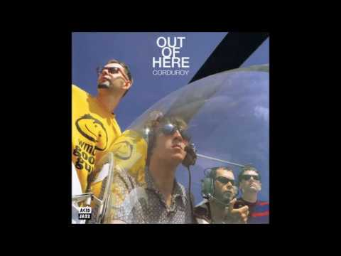 Corduroy - Out Of Here (album) 1994