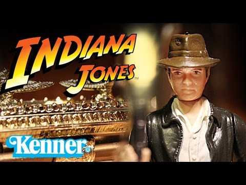 Kenner Indiana Jones & Well of Souls playset review - Episode 14