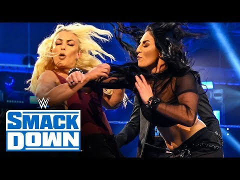 Sonya Deville attempts to mend her relationship with Mandy Rose: SmackDown, April 17, 2020