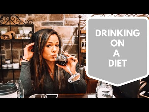 do-i-drink-while-dieting??//plus-some-fashion-nova-finds!