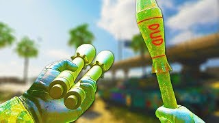 "Top 10 ""CRAZIEST WEAPONS"" in COD HISTORY"