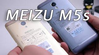 Прислали ДВА Китайских телефона. Meizu M5S