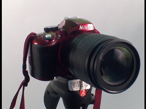 Tutorial For Nikon D3200