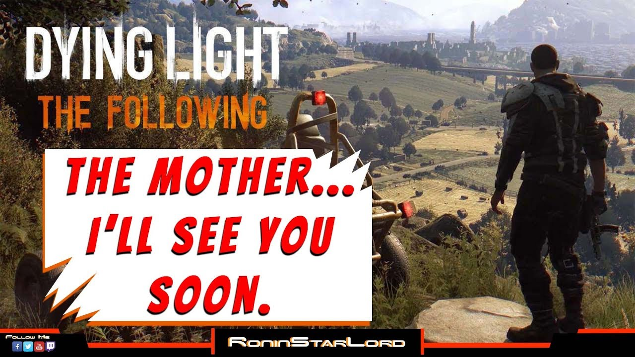 Dying Light: The Following | Gonna Punch Some Zombies in the FACE!