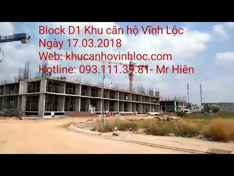 Chung cư Vĩnh Lộc Block D1 ngày 17.03.2018