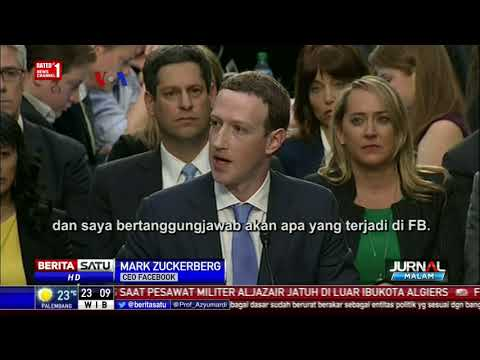 Mark Zuckerberg Meminta Maaf