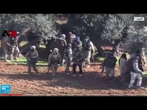 بعد ساعات من المعارك العنيفة..القوات السورية تجبر قوات المعارضة على الانسحاب من النيرب